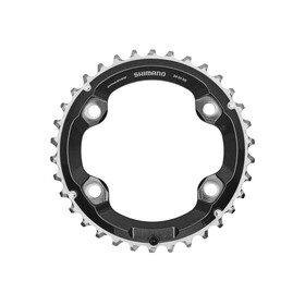 Shimano Deore XT FC-M8000 Chainring 2-speed black